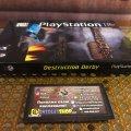 Destruction Derby (Long Box) (PS1) (NTSC-U) (б/у) фото-3