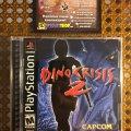 Dino Crisis 2 (PS1) (NTSC-U) (б/у) фото-1