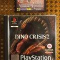 Dino Crisis 2 (PS1) (PAL) (б/у) фото-1