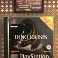 Dino Crisis (PS1) (PAL) (б/у) фото-1