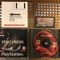 Dino Crisis (PS1) (PAL) (б/у) фото-2