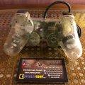 Gamepad DualShock (Crystal) (used) (Sony PlayStation 1) фото-2