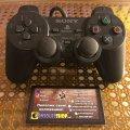 Gamepad DualShock (Dark Grey) (used) (Sony PlayStation 1) фото-1