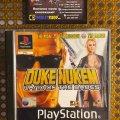 Duke Nukem: Land of the Babes (б/у) для Sony PlayStation 1