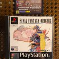 Final Fantasy Origins (б/у) для Sony PlayStation 1