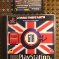 Grand Theft Auto Mission Pack #1: London 1969 (PS1) (PAL) (б/у) фото-1