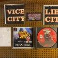 Grand Theft Auto (PS1) (PAL) (б/у) фото-2