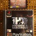 Hidden & Dangerous (б/у) для Sony PlayStation 1