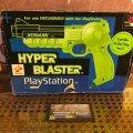 Световой пистолет Hyper Blaster (Konami) (Boxed) (PS1) (б/у) фото-3