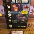 In the Hunt (Long Box) (PS1) (NTSC-U) (б/у) фото-1