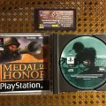 Medal of Honor (PS1) (PAL) (б/у) фото-2
