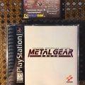 Metal Gear Solid PS1 NTSC-U фото-1