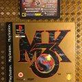 Mortal Kombat 3 (Card Box) (PS1) (PAL) (б/у) фото-1