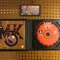 Mortal Kombat 3 (Card Box) (PS1) (PAL) (б/у) фото-2