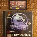 Mortal Kombat Mythologies: Sub-Zero (б/у) для Sony PlayStation 1
