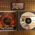 Mortal Kombat Trilogy (Classics) (PS1) (PAL) (б/у) фото-2