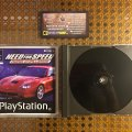 Need for Speed: Road Challenge (PS1) (PAL) (б/у) фото-3