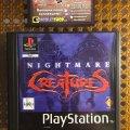 Nightmare Creatures (PS1) (PAL) (б/у) фото-1