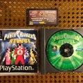 Power Rangers Lightspeed Rescue (б/у) для Sony PlayStation 1