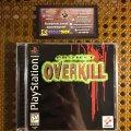 Project Overkill (PS1) (NTSC-U) (б/у) фото-1