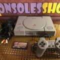 Игровая консоль Sony PlayStation 1 (FAT) (PAL) (SCPH-1002) (б/у) фото-1