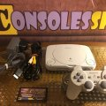 Игровая консоль Sony PlayStation 1 (Slim) (PSone) (PAL) (SCPH-102) (б/у) фото-1