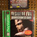 Resident Evil: Director's Cut (Greatest Hits) (PS1) (NTSC-U) (б/у) фото-1