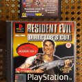 Resident Evil: Director's Cut (б/у) для Sony PlayStation 1