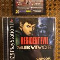 Resident Evil: Survivor (PS1) (NTSC-U) (б/у) фото-1