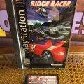 Ridge Racer (Long Box) (PS1) (NTSC-U) (б/у) фото-1