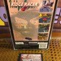 Ridge Racer (Long Box) (PS1) (NTSC-U) (б/у) фото-2