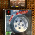 Road & Track Presents: The Need for Speed (б/у) для Sony PlayStation 1