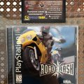 Road Rash (PS1) (NTSC-U) (б/у) фото-1