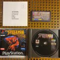 Spider-Man (PS1) (PAL) (б/у) фото-2
