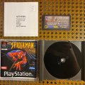 Spider-Man (PS1) (PAL) (б/у) фото-3
