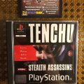 Tenchu: Stealth Assassins (PS1) (PAL) (б/у) фото-1