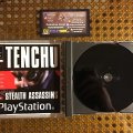 Tenchu: Stealth Assassins (PS1) (PAL) (б/у) фото-3