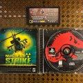 The Lost World: Jurassic Park (PS1) (NTSC-U) (б/у) фото-2