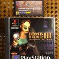 Tomb Raider III (б/у) для Sony PlayStation 1