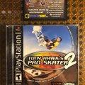 Tony Hawk's Pro Skater 2 (PS1) (NTSC-U) (б/у) фото-1