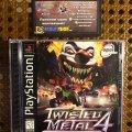 Twisted Metal 4 (б/у) для Sony PlayStation 1