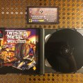 Twisted Metal World Tour (PS1) (PAL) (б/у) фото-3