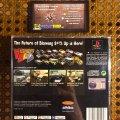 Vigilante 8: 2nd Offense (б/у) для Sony PlayStation 1