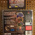 Warcraft II: The Dark Saga (PS1) (PAL) (б/у) фото-4