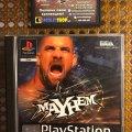 WCW Mayhem (PS1) (PAL) (б/у) фото-1