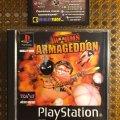 Worms Armageddon (б/у) для Sony PlayStation 1