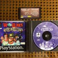 Worms World Party (б/у) для Sony PlayStation 1