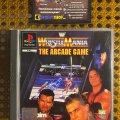 WWF WrestleMania: The Arcade Game (б/у) для Sony PlayStation 1