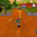 Buzz Lightyear of Star Command (PS1) скриншот-2