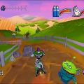 Buzz Lightyear of Star Command (PS1) скриншот-3